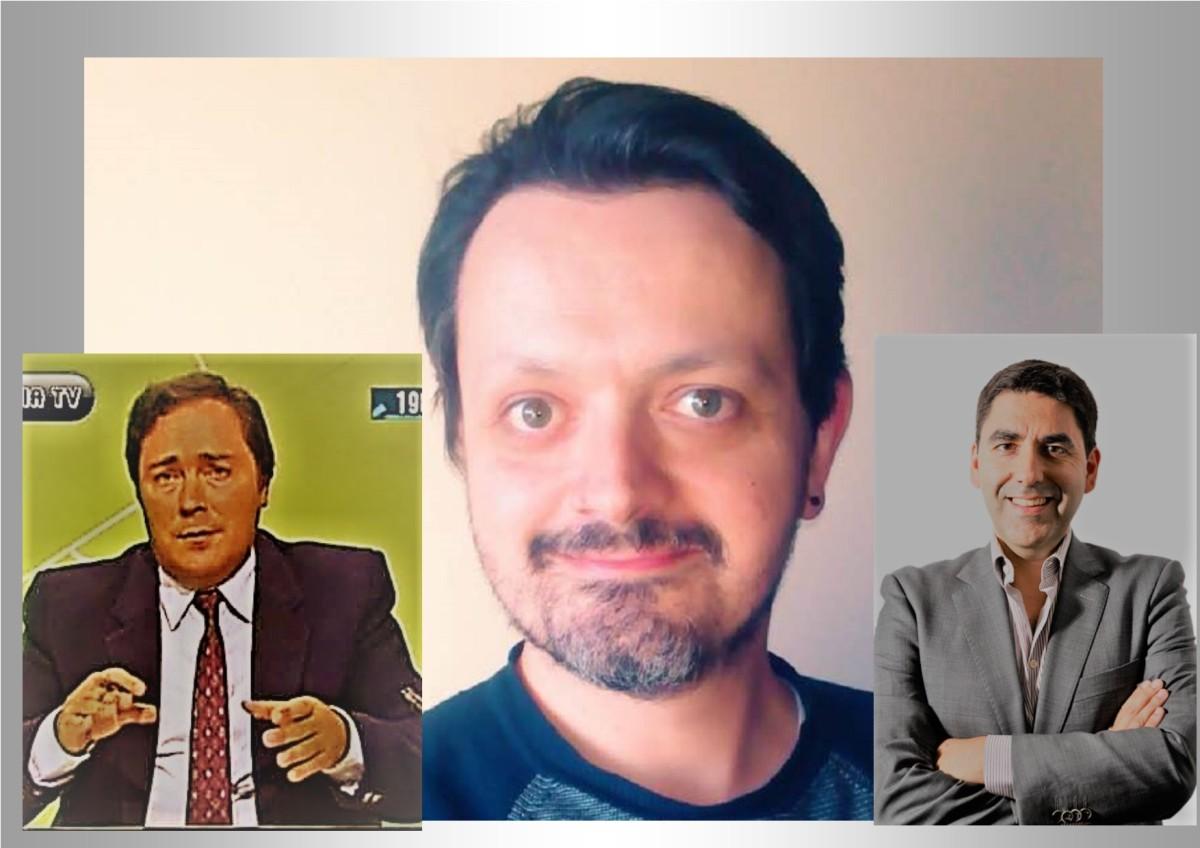 """Rui Malheiro: """"A minha referência é o António Tadeia"""" (o Gabriel Alves não perde por muito)"""