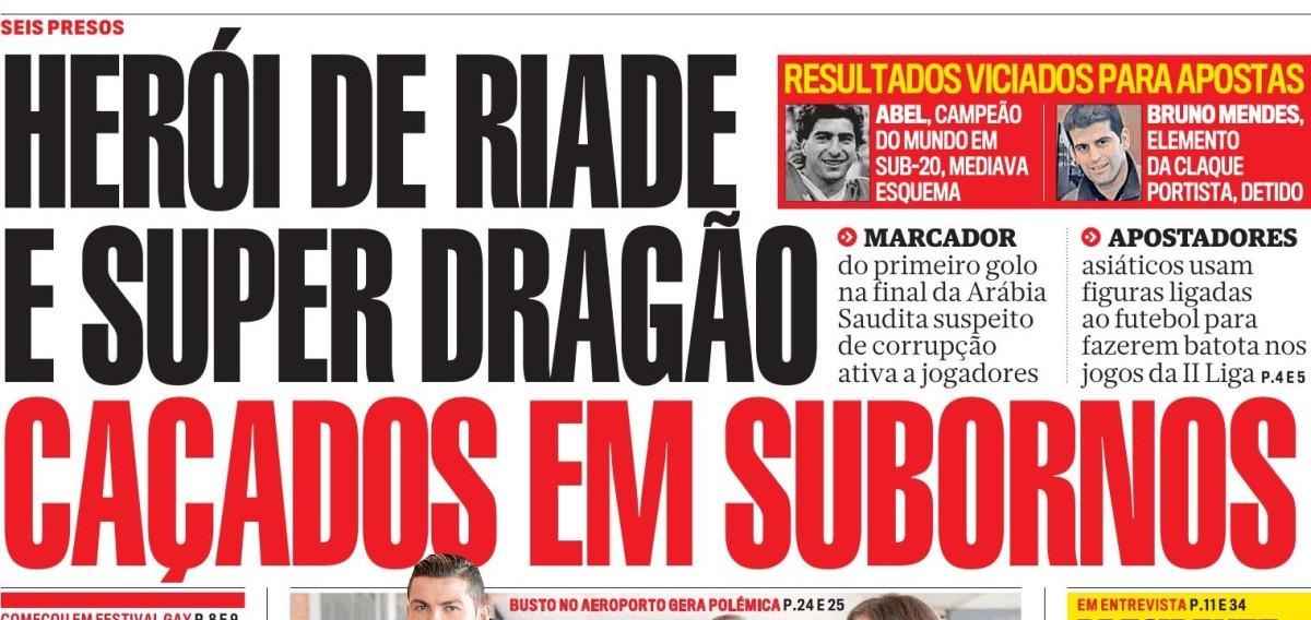 Jogo Duplo 2: Abel Silva também caiu na rede. Saiba o 'modus operandi' dos cabecilhas