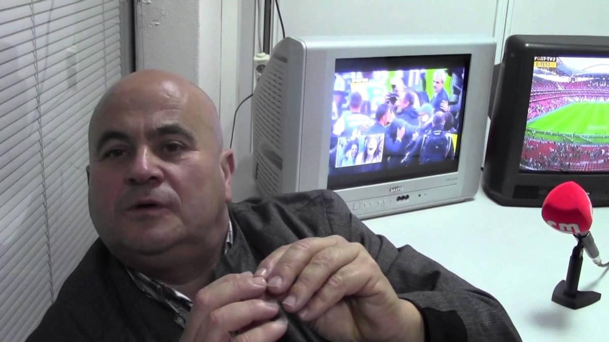 Bruxo de Fafe explica o segredo da feiticeira que antes de Kelvin ajudou o FC Porto a ser campeão pela última vez [vídeo]