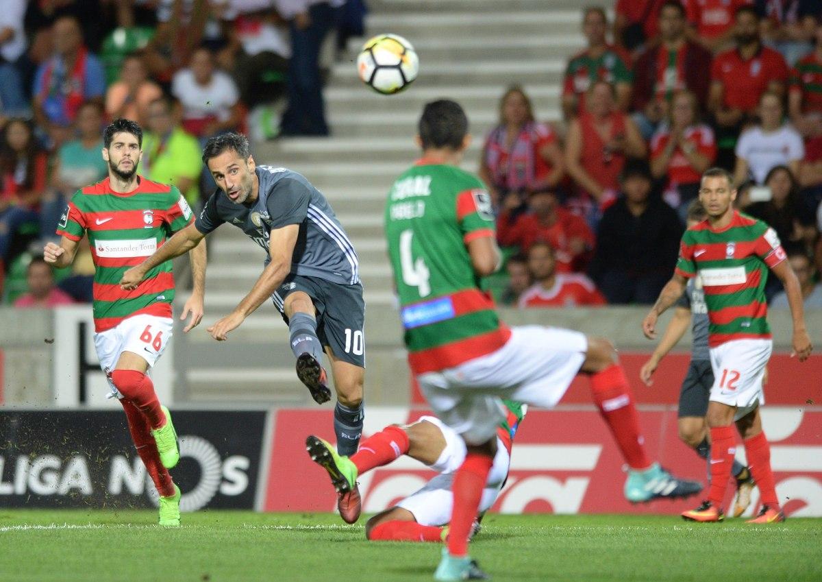 Este Benfica já tinha acabado há um ano mas só agora soube a notícia